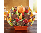 Fall Fruit Harvest in Mount Morris MI, June's Floral Company & Fruit Bouquets