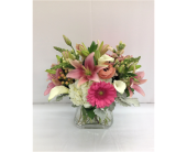 Lavishly Soft Pinks in Smyrna GA, Floral Creations Florist