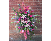 FBM106 in Kingston, New York, Flowers by Maria