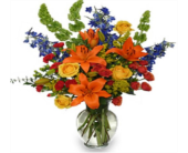 Autumn Vase in Kennesaw GA, Kennesaw Florist