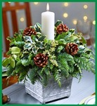 Rustic Winter in Hamilton ON, Joanna's Florist