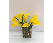 Simple Callas in Smyrna GA, Floral Creations Florist