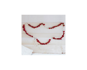 Silk Red Rosary in Staten Island NY, Evergreen Florist