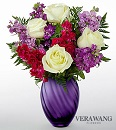 VERA WANG SPIRITED BOUQUET in Bloomington IN, Judy's Flowers and Gifts