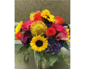 BRIGHT AND COLORS in Orlando FL, Market Garden Floral Co