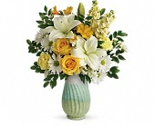 Teleflora's Art Of Spring Bouquet in Bradenton FL, Tropical Interiors Florist