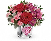 Teleflora's Young At Heart Bouquet in Kalamazoo MI, Ambati Flowers
