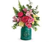 Teleflora's Country Beauty Bouquet in Bradenton FL, Tropical Interiors Florist