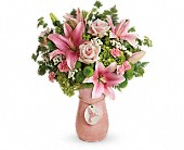 Teleflora's Elegance In Flight Bouquet in Waldron AR, Ebie's Giftbox & Flowers