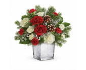 Woodland Winter Bouquet in Smyrna GA, Floral Creations Florist