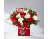 Holiday Cheer Bouquet in Camp Hill and Harrisburg PA, Pealers Flowers