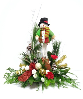 Whimsical Christmas in Hamilton ON, Joanna's Florist