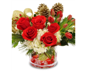 Christmas in Love in Savannah GA, John Wolf Florist