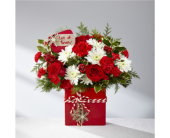 Holiday Cheer in Santa  Fe NM, Rodeo Plaza Flowers & Gifts
