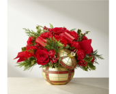 Holiday Delights in Santa  Fe NM, Rodeo Plaza Flowers & Gifts