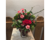 Rosy Glow in Arcata CA, Country Living Florist & Fine Gifts