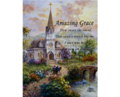 Amazing Grace Quilt Throw in Westland MI, The Flower Shop