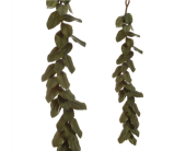 5' Magnolia Leaf Garland in Mobile AL, Cleveland the Florist