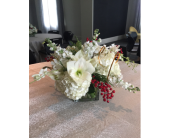 WHITE CHRISTMAS in Buffalo NY, Flowers By Johnny