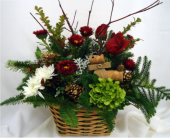 Get Your Jingle On! in Saratoga Springs NY, Dehn's Flowers & Greenhouses, Inc