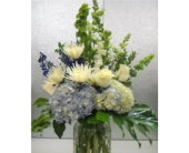 Soft pastel Vase in Twin Falls, Idaho, Canyon Floral