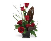 Romance Roses in Big Rapids MI, Patterson's Flowers, Inc.