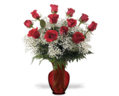 VIP Dozen Roses in Big Rapids MI, Patterson's Flowers, Inc.