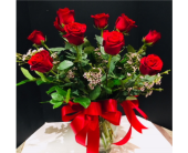 Classic Dozen Red Roses in Tacoma WA, Blitz & Co Florist