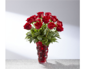 In Love With Red Roses in Noblesville IN, Adrienes Flowers & Gifts