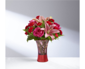 Sweethearts Bouquet in Noblesville IN, Adrienes Flowers & Gifts