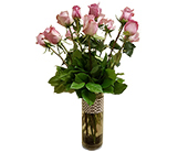 One Dozen Lavender Roses in Fort Worth TX, Greenwood Florist & Gifts