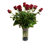 One Dozen Red Roses in Fort Worth TX, Greenwood Florist & Gifts