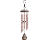 Rose Gold Wind Chime in Warner Robins GA, Sharron's Flower House & Whimsey Manor