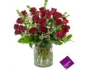 Royal Roses - 3 Dozen Red in Houston TX, Breen's Clear Lake Flowers