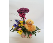 Bear Necessities in Bossier City LA, Lisa's Flowers & Gifts
