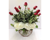 Love On The Clouds Bouquet in Smyrna GA, Floral Creations Florist
