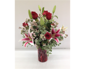 Two Hearts Bouquet in Smyrna GA, Floral Creations Florist