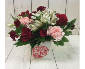 Swirling Romance in Boise ID, Hillcrest Floral