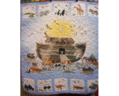 Noah's Ark Baby Quilt in Johnstown PA, Schrader's Florist & Greenhouse, Inc
