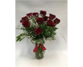 Classic Dozen Roses in Belleville ON, Live, Love and Laugh Flowers, Antiques and Gifts
