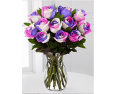 Pink, Purple, White Roses in Staten Island NY, Eltingville Florist Inc.