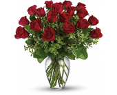 Always On My Mind - 18 Long Stemmed Roses in Bradenton FL, Florist of Lakewood Ranch