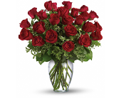Always On My Mind - 24 Long Stemmed Roses in Bradenton FL, Florist of Lakewood Ranch