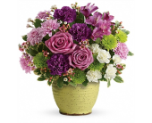 Spring Speckle Bouquet in Smyrna GA, Floral Creations Florist