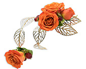 Tangerine Arm Band in Prospect KY, Country Garden Florist