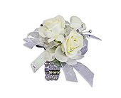 Simple Elegance Wrist Corsage in Prospect KY, Country Garden Florist