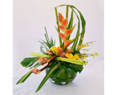 Tropical Dance in Gaithersburg MD, Flowers World Wide Floral Designs Magellans