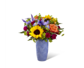The FTD® Touch of Spring® Bouquet in Norfolk VA, The Sunflower Florist