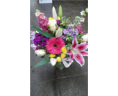 Fresh Seasonal Mixed Floral bouquet in Carlsbad CA, El Camino Florist & Gifts