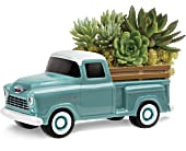 Perfect Chevy Pickup by Teleflora in Ste-Foy QC, Fleuriste La Pousse Verte